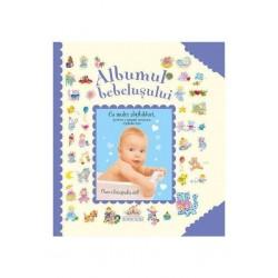Albumul bebelusului (bleu)
