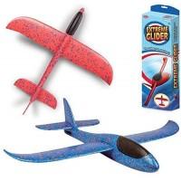 Avion planor din spuma