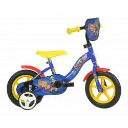 Bicicleta copii 10 inch Pompierul Sam
