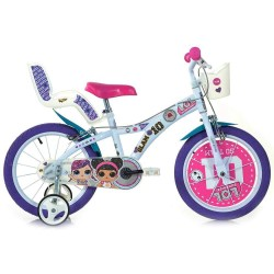 Bicicleta copii LOL 16 inch