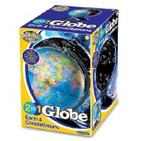 Glob 2 in 1 - Pamantul si constelatiile