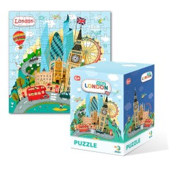 Puzzle Londra 120 piese