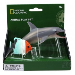 Set 2 figurine - Delfin si Peste