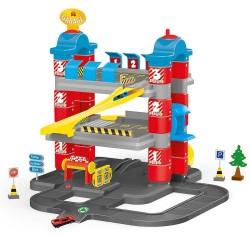 Set de constructie - Garaj cu 3 nivele