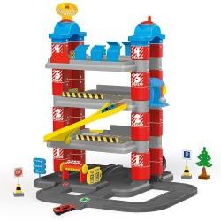 Set de constructie - Garaj cu 4 nivele