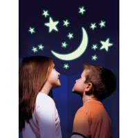 Set reflectorizant - Semiluna si stele