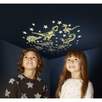 Set relectorizant - Dinozauri si stele