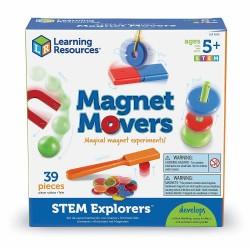 Set constructie STEM - Magie cu magneti