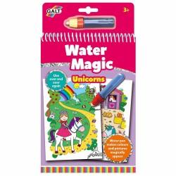 Carte de colorat Water Magic Unicorni