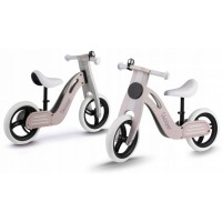 Bicicleta de lemn fara pedale Ricokids Veltino RC-619 - Roz