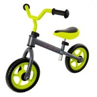 Bicicleta fara pedale EURObaby Cool Baby Bike - Verde cu gri