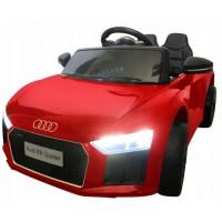 Masinuta electrica cu telecomanda Audi R8 R-Sport - Rosu