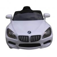 Masinuta electrica cu telecomanda Cabrio B14 BBH-5188 R-Sport - Alb