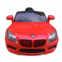 Masinuta electrica cu telecomanda Cabrio B14 BBH-5188 R-Sport - Rosu