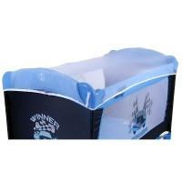 Patut pliabil Arti BasicGo - Light Blue/Navy Blue