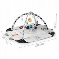 Salteluta de joaca 100 x 100 cm Ricokids Boho