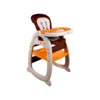 Scaun de masa copii Arti 505 - Bej