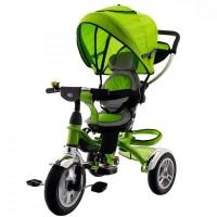 Tricicleta copii cu sezut reversibil EURObaby T307 - Verde