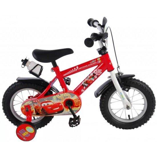Bicicleta copii 12 inch Disney Cars EandL Cycles