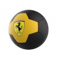 Mingie de fotbal Ferrari, marimea 5, galben / negru