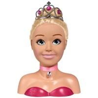 Bust papusa Simba Steffi Love printesa cu accesorii