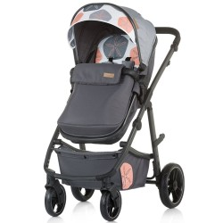 Carucior Chipolino Milo 2 in 1 Ash