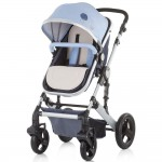Carucior Chipolino Terra 3 in 1 Sky Blue