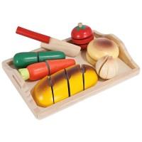 Set de joaca din lemn Eichhorn Chopping Board