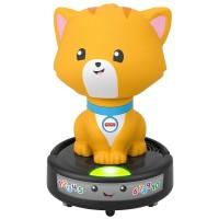 Jucarie interactiva Fisher Price Mattel Laugh and Learn Pisica pe aspirator