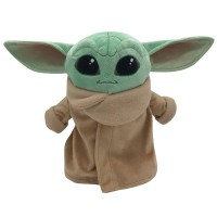 Jucarie plus Simba Disney Mandalorian Baby Yoda 25 cm