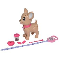 Jucarie Simba Caine Chi Chi Love Poo Puppy cu accesorii
