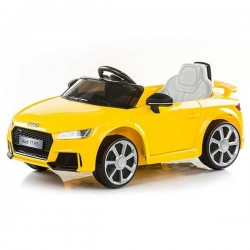 Masinuta electrica Chipolino Audi TT RS Yellow