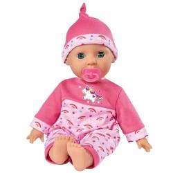 Papusa cu sunete Simba Laura Tickle Baby 38 cm
