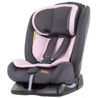 Scaun auto copii Chipolino Corso 0-36 kg Pink Peony Mist