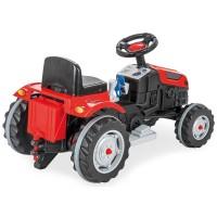 Tractor electric Pilsan Active 05-116 rosu