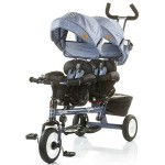 Tricicleta gemeni Chipolino Apollo Blue Indigo