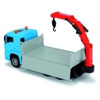 Camion cu automacara pentru transport toalete 25 cm