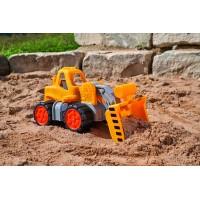 Jucarie buldozer constructii 47 cm