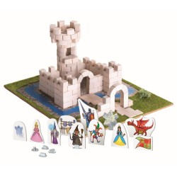 Set constructie Brick Trick Castel