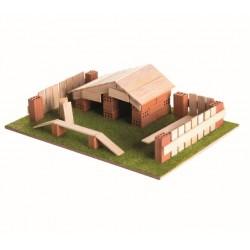 Set constructie Brick Trick Cotetul pentru caini