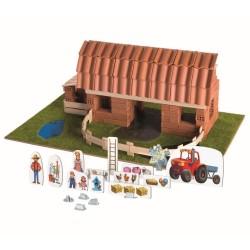 Set constructie Brick Trick Ferma Mare