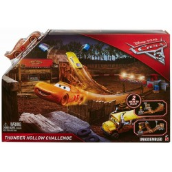 Set de joaca Cars 3 - Thunder Challenge