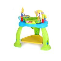 Centru de activitati pentru bebelusi Hola Toys albastru