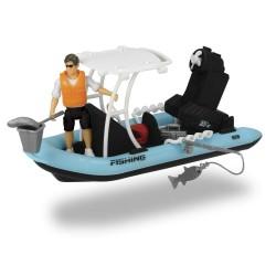 Barca de pescuit Dickie Toys