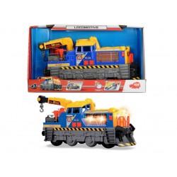 Locomotiva cu sunete si lumini Dickie Toys 33 cm