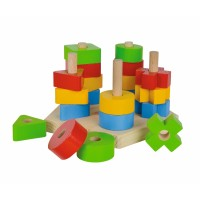 Set educativ Forme Geometrice 21 piese