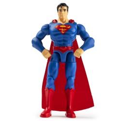 Figurina Superman 10 cm flexibila cu accesorii
