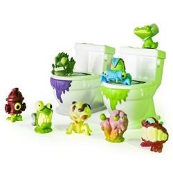 Set 8 figurine Flush Force