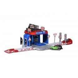 Set Creatix garaj cu masina Dacia Duster