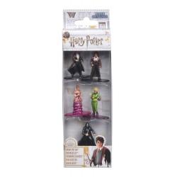Set 5 figurine metalice Harry Potter scara 1:65